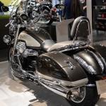 EICMA 2014 Anima Guzzista Moto Guzzi California Eldorado