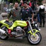 AnimaGuzzista V11 Sport verde legnano AgostiGno Gilglio Vincenzo Crea