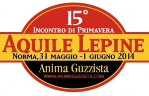 Aquile Lepine Incontro di Primvaera 2015 Anima Guzzista
