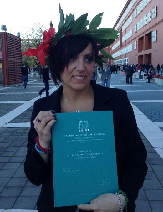 Laura Raso tesi di laurea