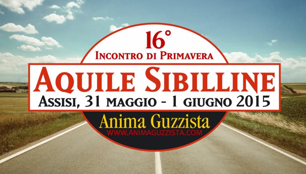 Aquile Sibilline 2015 Incontro di primavera Anima Guzzista