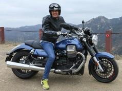 Daniele Torresan Moto Guzzi