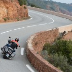 Moto Guzzi California Touring test