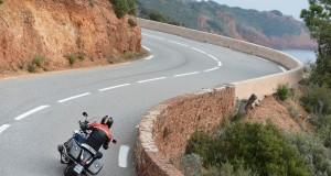Moto Guzzi California Touring test